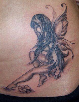 Women S Ink Feminine Fairy Tattoos Fairy Tattoo Fairy Tattoo Designs Small Fairy Tattoos
