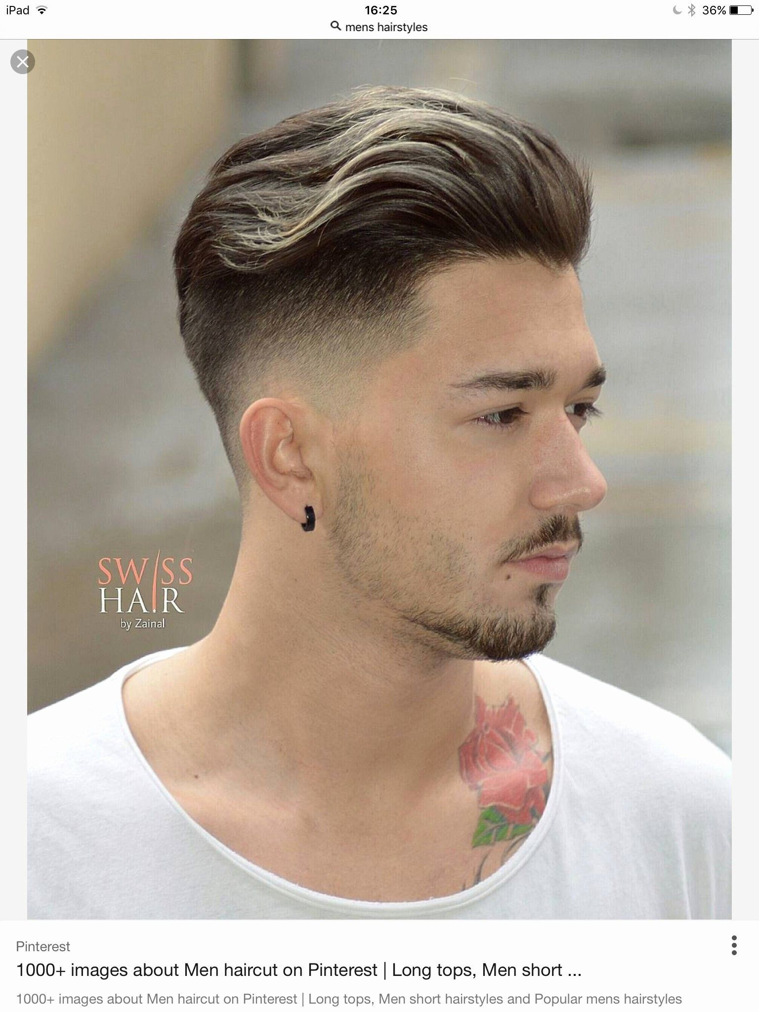 98 Wonderful Most Popular Pinterest Haircuts For Straight Hair Mens Hairstyles Short Long Hair Styles Men Thick Hair Styles