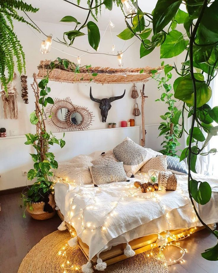 Boho Chic Accessories, Designs and Bedroom Decor Ideas images