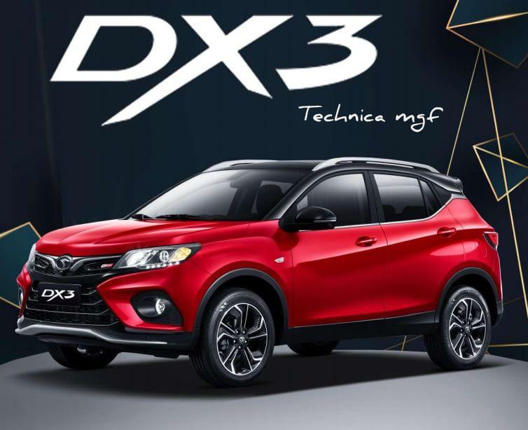Soueast Dx3 2020 Car Suv Suv Car