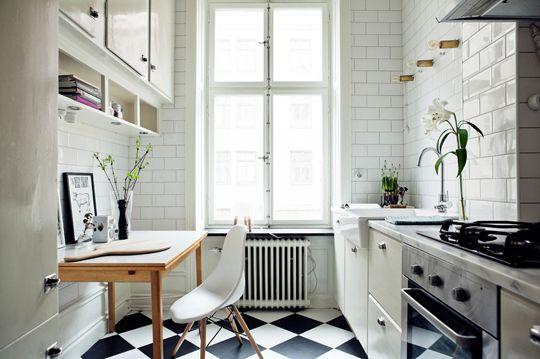 Credence keuken wit lichte patroontegels keuken grijs beige g