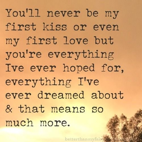 Forever Love Quotes Magnificent Pinsarah On All You Need Is Love Pinterest  Relationship