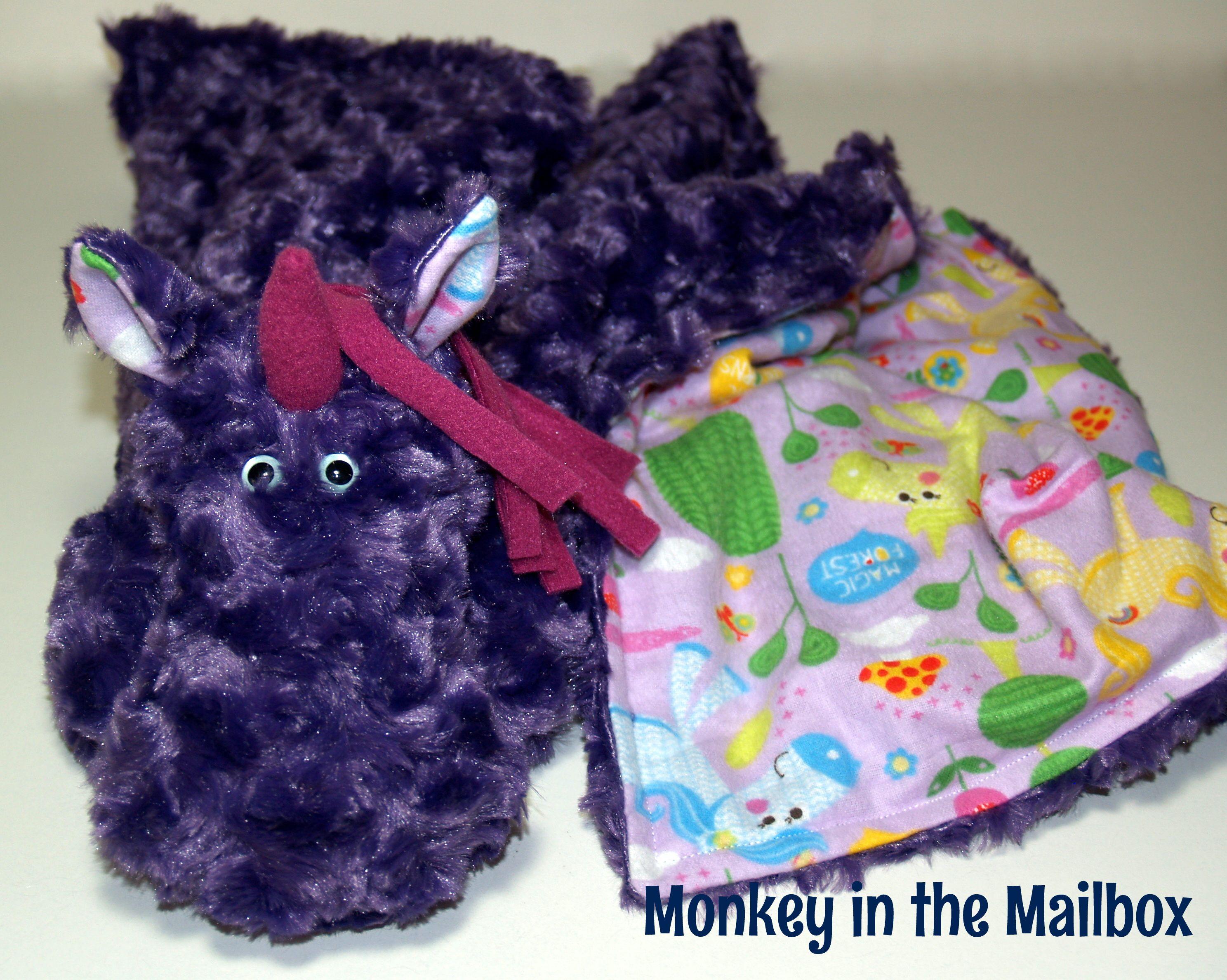 Unicorn lovey blanket stuffed animal lovie love mini easter first unicorn lovey blanket stuffed animal lovie love mini easter first birthday baby shower gift horse security negle Images