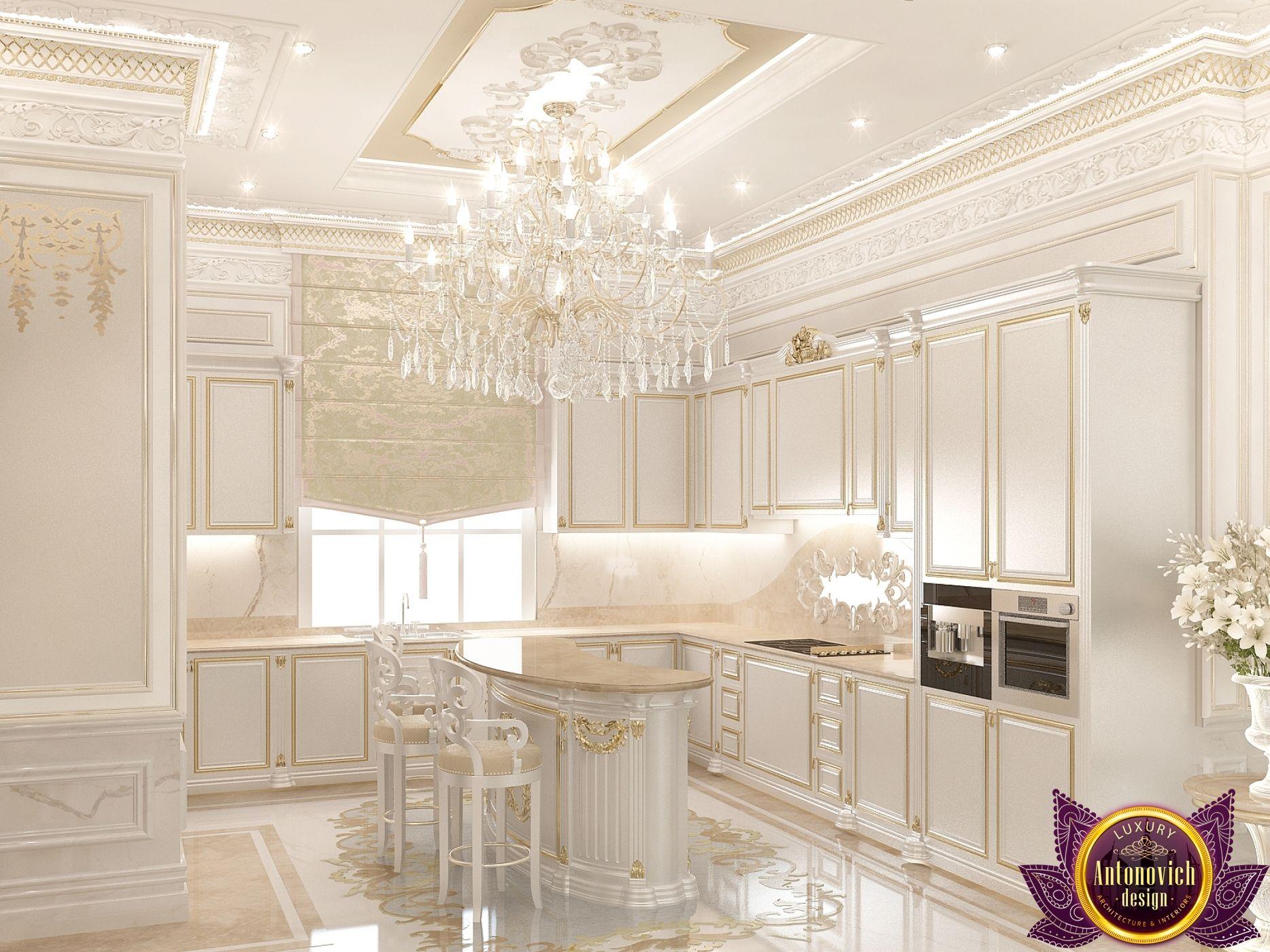 Villa Interior Design in Dubai, Luxury villa Dubai, Photo 14 ...