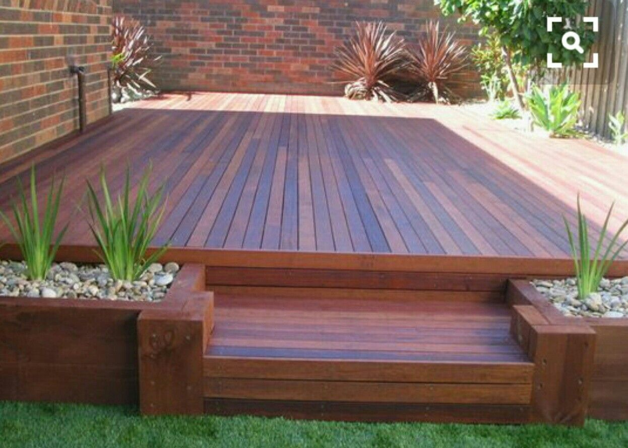 20 Insanely Cool Multi Level Deck Ideas For Your Home Deck