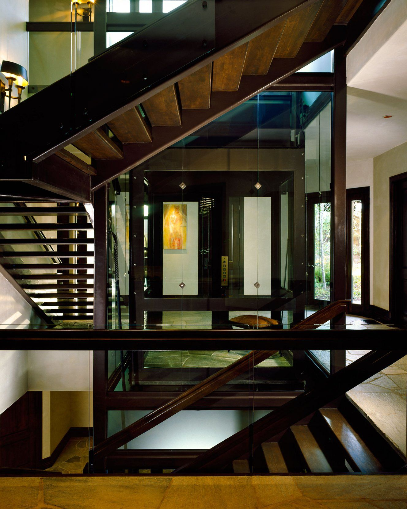 Aspen Manor Charles Cunniffe Architects Stairway To  # Muebles Peekskill