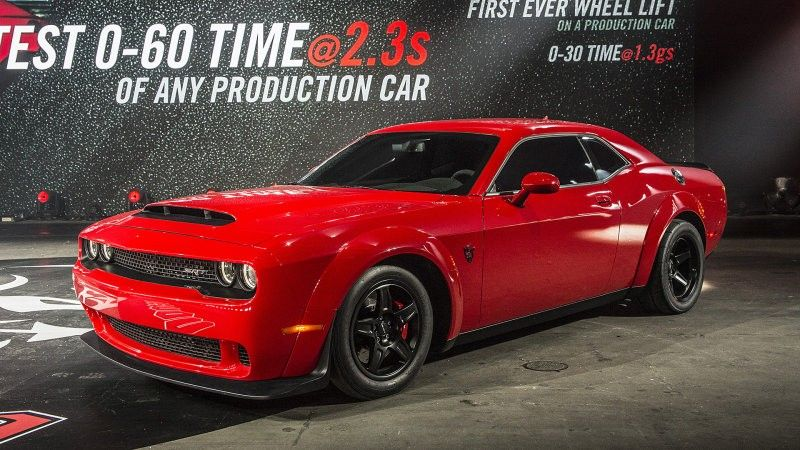 Dodge Challenger Demon Horsepower How To Have A Fantastic Dodge Challenger Demon Horsepower In 2021 Dodge Challenger Dodge Challenger Srt Demon