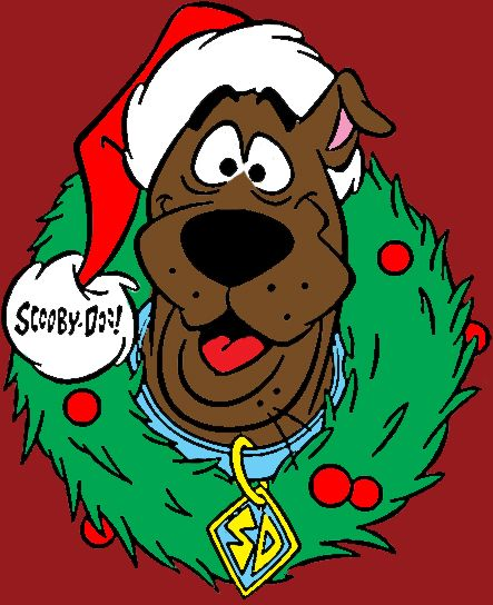 Scooby Doo Christmas.Pin By Life Is Beautiful On Have Yourself A Merry Little
