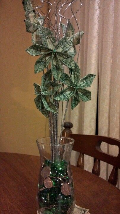money tree craft ideas money tree gift diy ideas money trees 4985