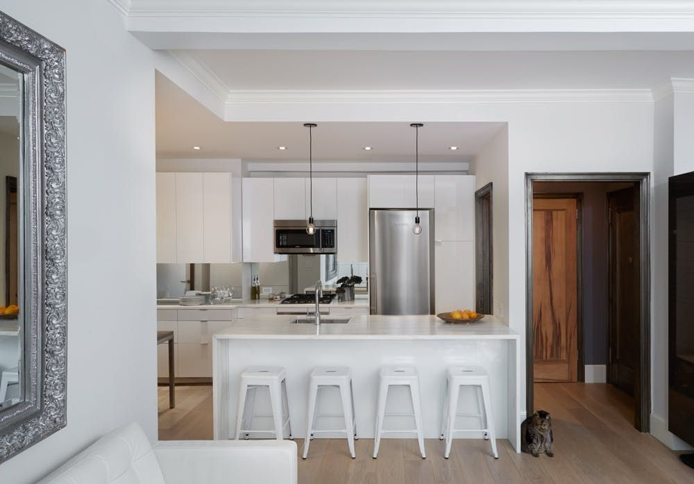 An Architect Maximizes Space in Her New York Home
