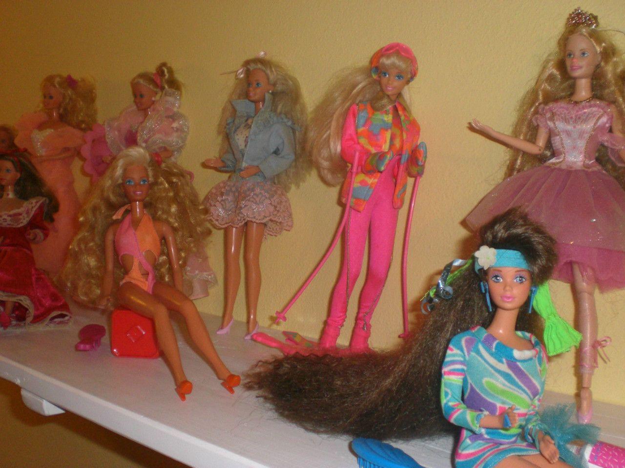 Vasca Da Bagno Barbie Anni 70 : Letto bagno giardino barbie anni legno