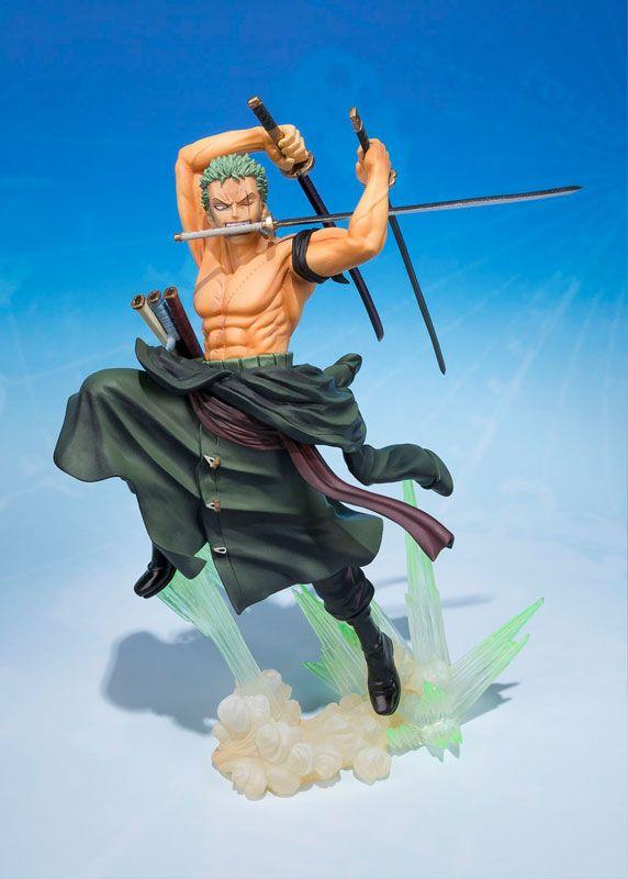 Figurine One Piece Zoro Roronoa Ultragari Figuarts Zero