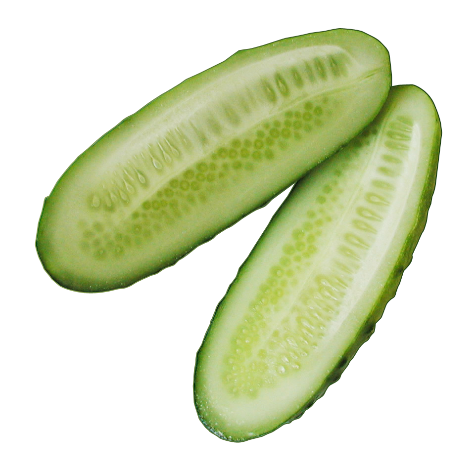 Cucumber Slice Food Png Png Green Aesthetic