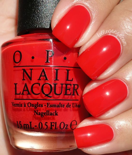 OPI Brights 2015 Collection Swatches & Review