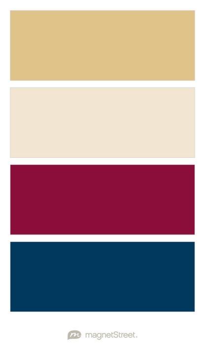Gold champagne burgundy and navy wedding color palette custom gold champagne burgundy and navy wedding color palette custom color palette created at magnetstreet junglespirit Gallery