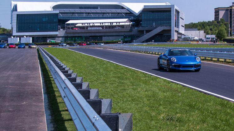 Porsche opens new HQ, experience center in Atlanta