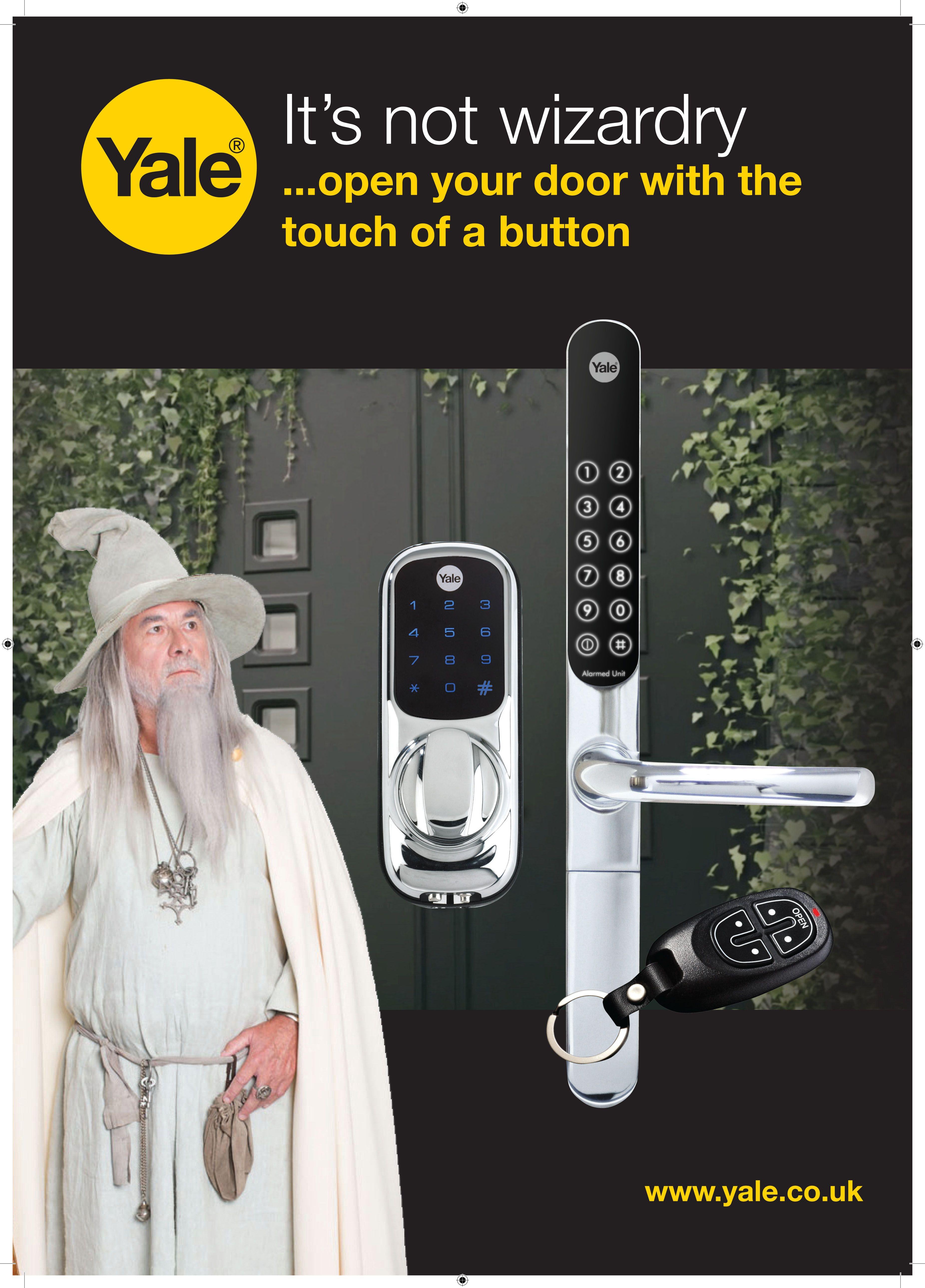 Pin By Anne Richardson On Tv Campaign Digital Door Lock Door Locks Smart Door Locks