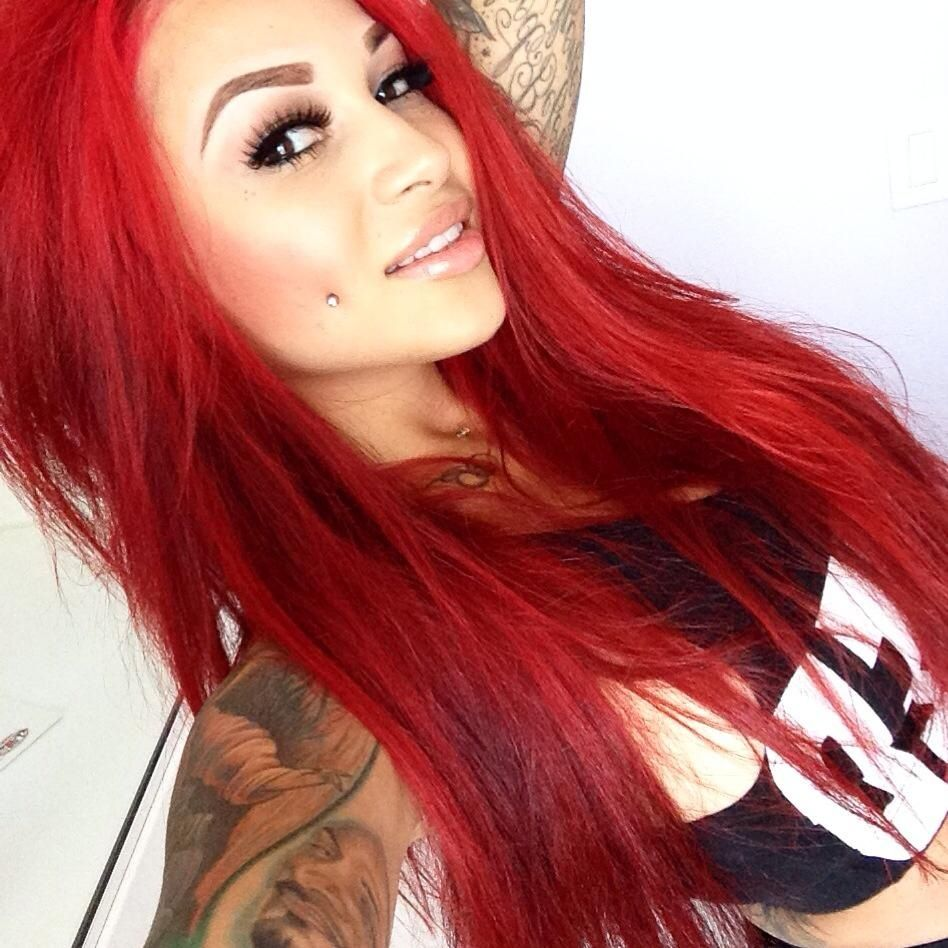 Luvin the red hair on her | Brittanya o campo | Pinterest ...