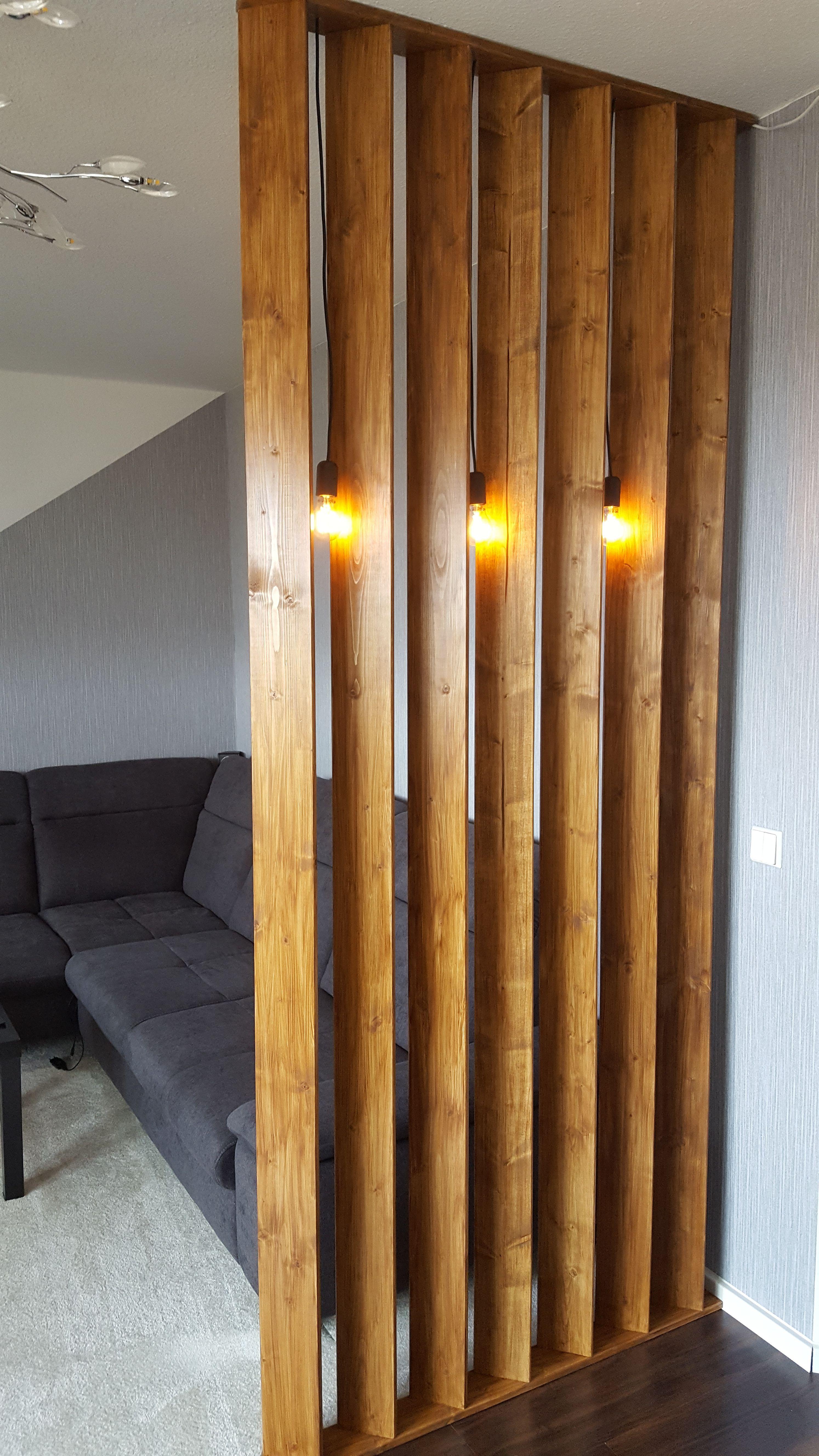 Raumteiler Holz  Raumteiler holz, Raumteiler, Raumteiler ideen