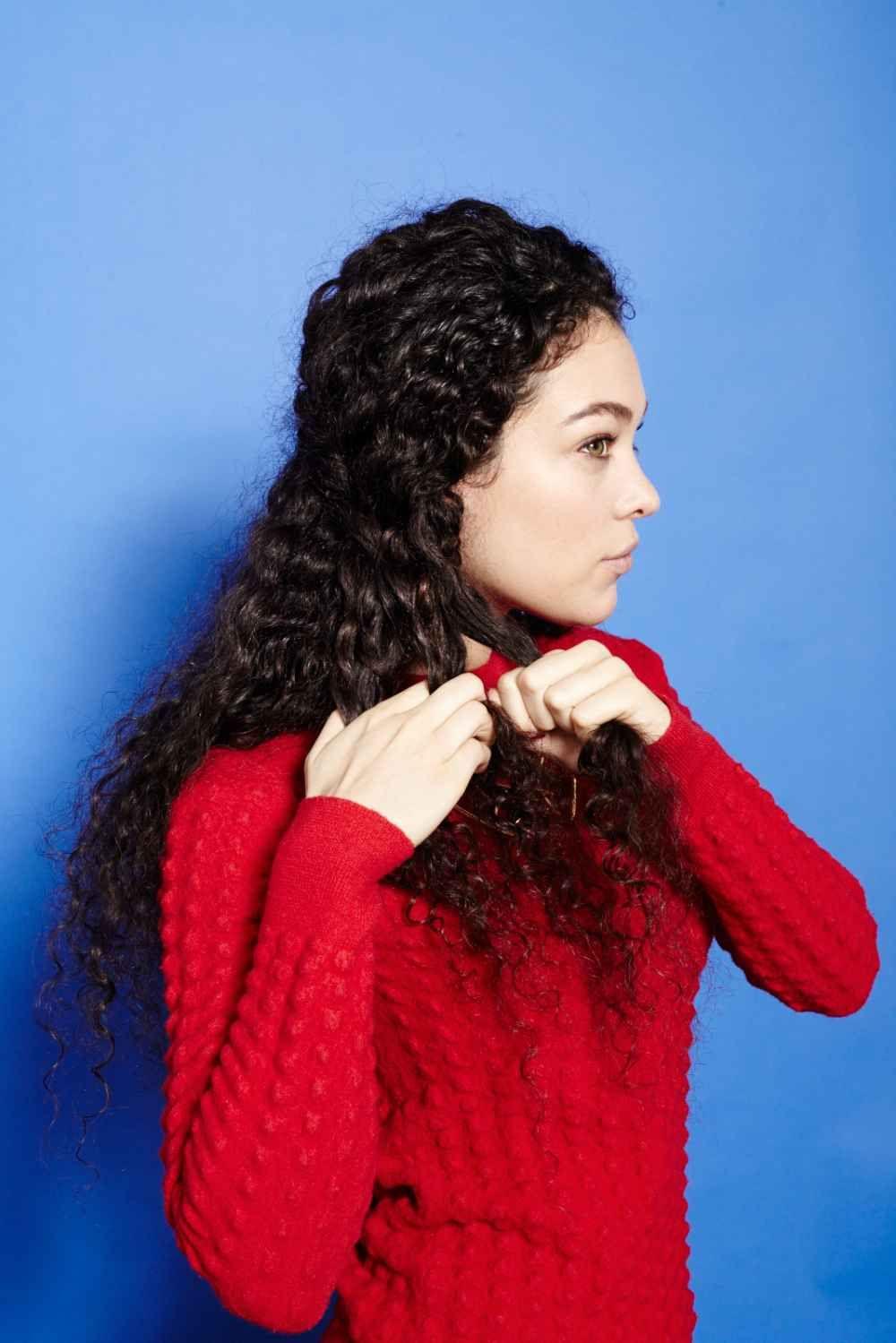 How to braid curly hair cute plait styles how to braid plaits