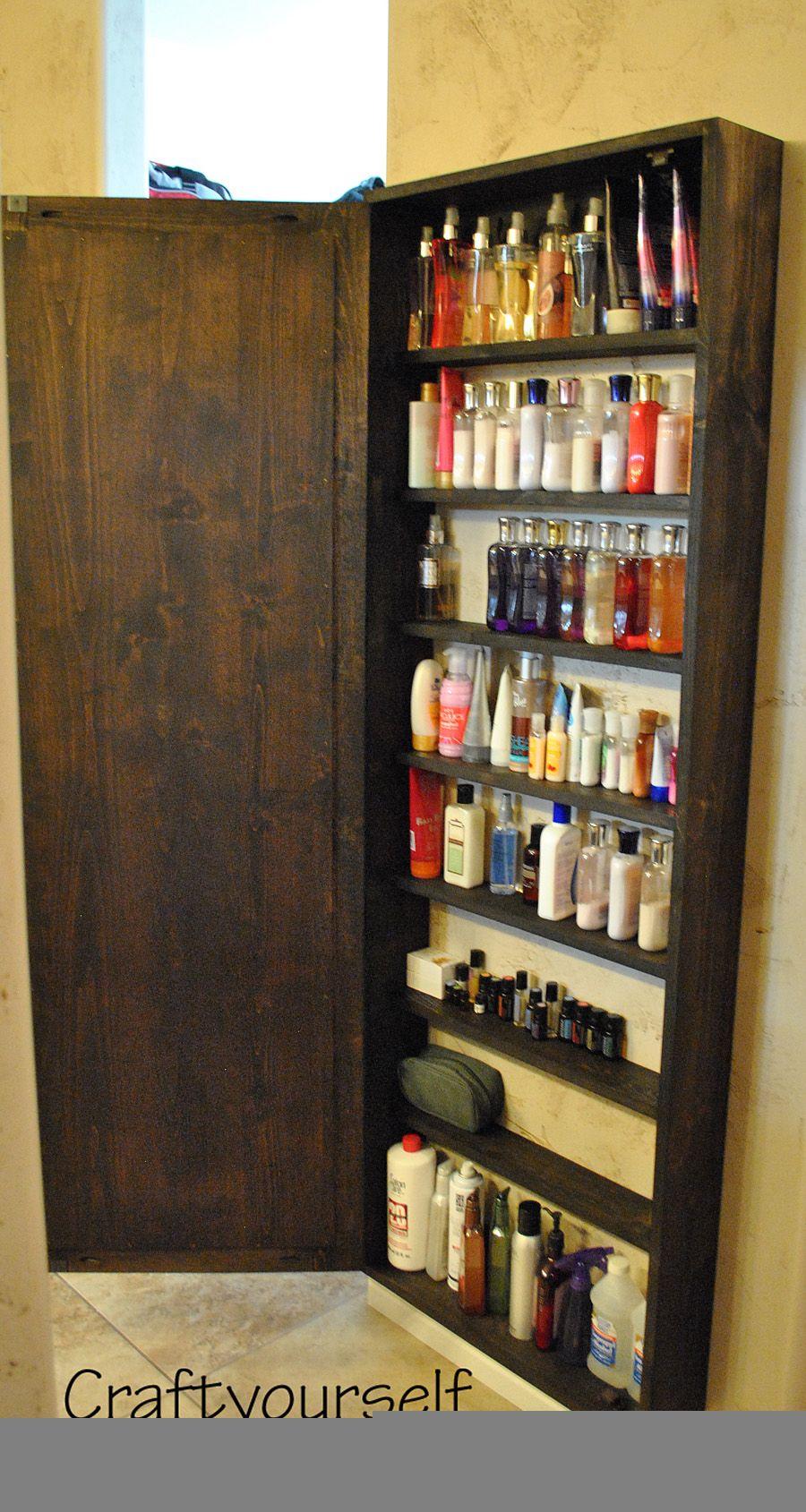 Photo of DIY Bathroom Cabinet with Mirror – Craft Diy Home Decor, Diy Crafts, Diy Clothes…