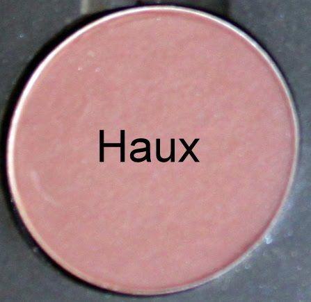 MAC Haux eyeshadow refill pan
