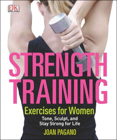 Packed with more than 200 visual step-by-step exercises designed to burncalories, strengthen the core, and tone the body, Strength Training for Womenis a must-have for core-conscious women who want to target key areas of theirbody and maintain all-round strength and fitness.