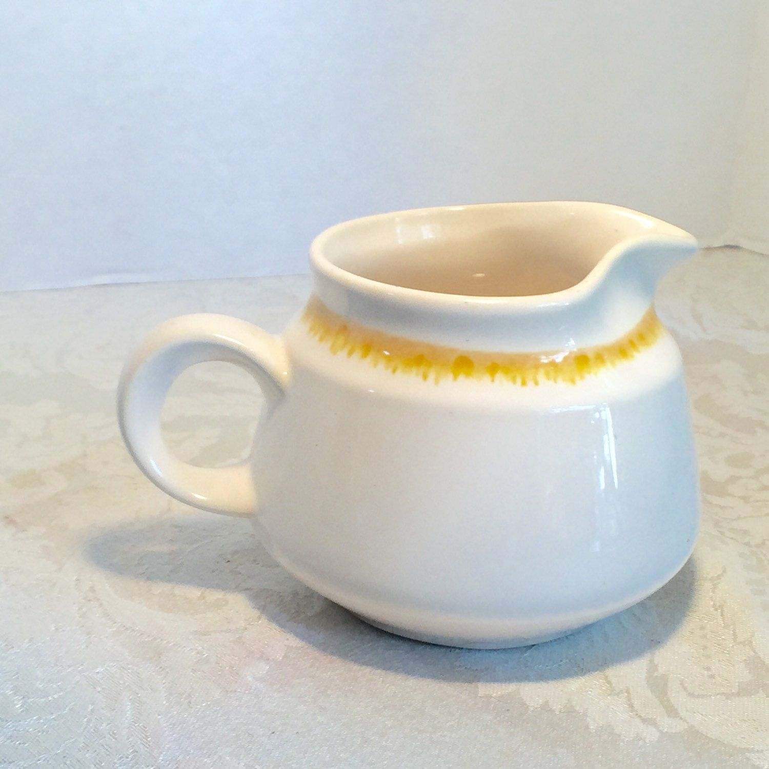 Vintage Franciscan Ware Sundance Creamer by vintagepoetic on Etsy