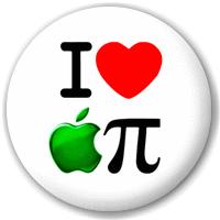 I do love me some apple pie.