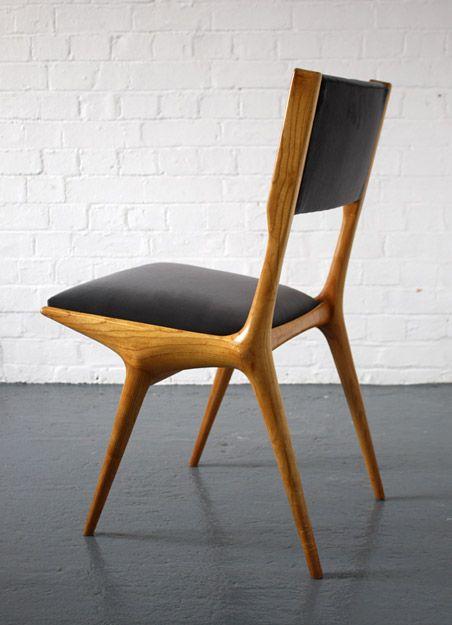 1950s Italian Chairs By Carlo Di Carli Modern Furniture