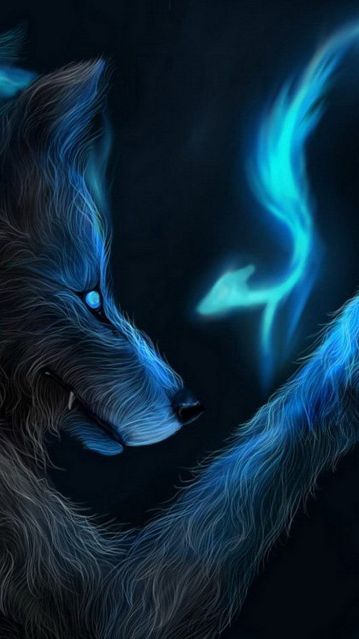 Cool Wolf Iphone 7 Wallpaper Hd In 2020 Phone Wallpaper Images Cool Wallpapers For Phones Werewolf