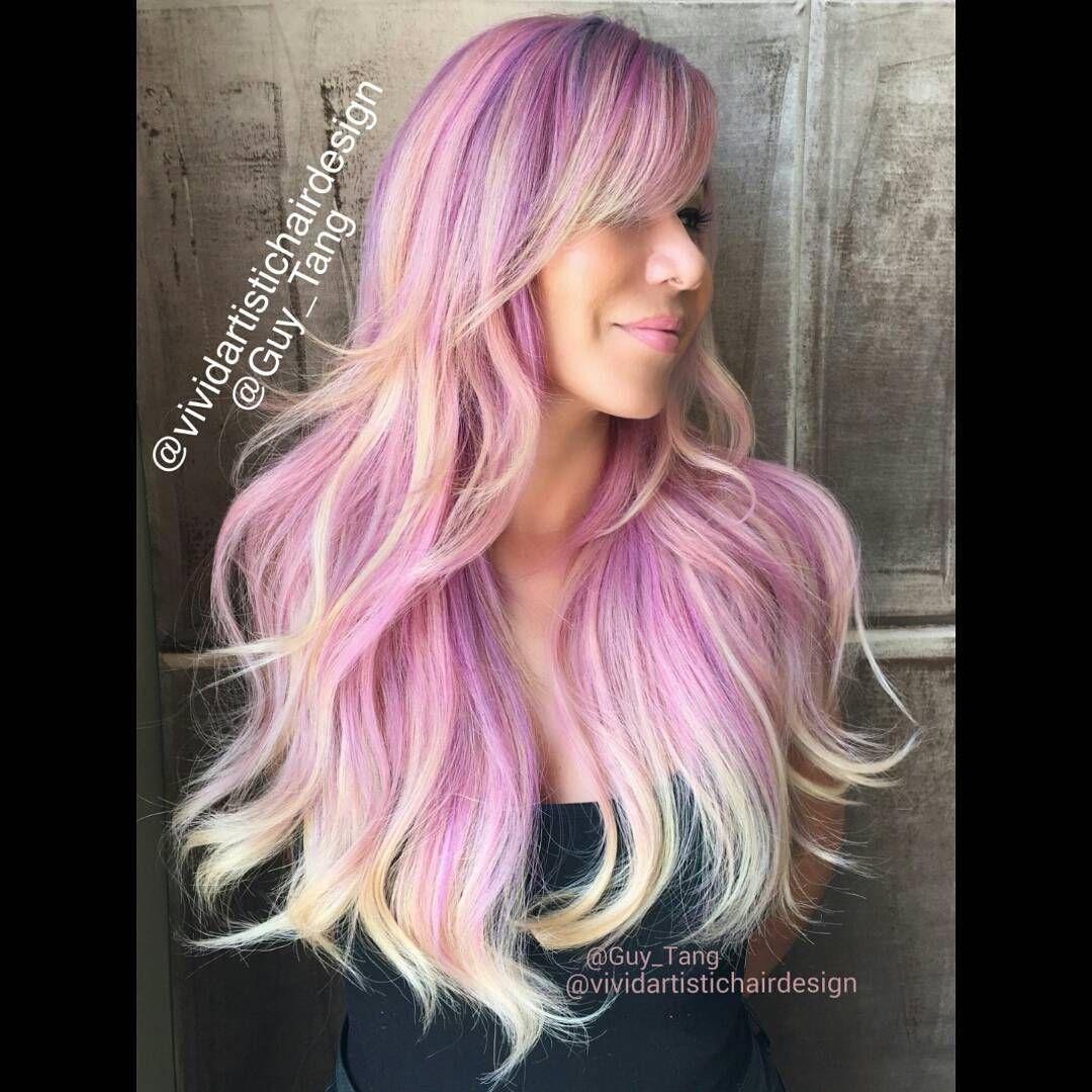 Cloud Hair Color Technique coming soon www.youtube.com/GuyTangHair ...