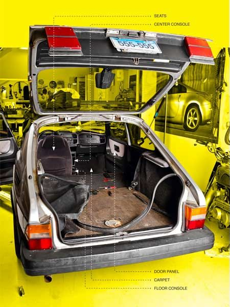 How to Fix Up Your Car's Interior on the Cheap