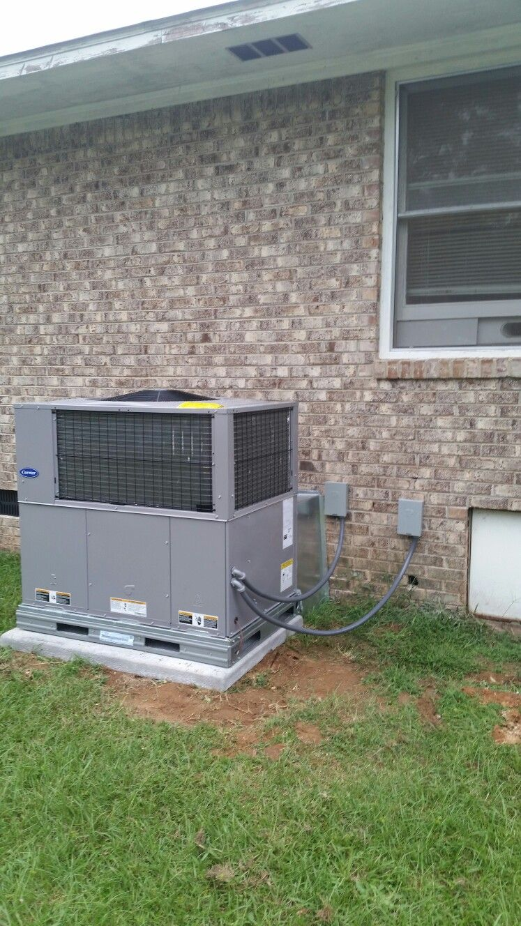 Carrier 2.5 ton heat pump Heat pump, Home appliances, Home