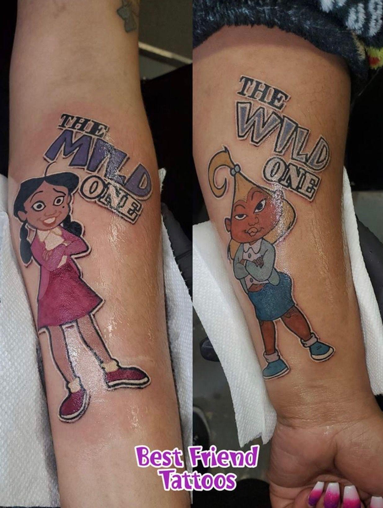 Pin By Kiersten On Tattoos Bestie Tattoo Friend Tattoos Tattoos