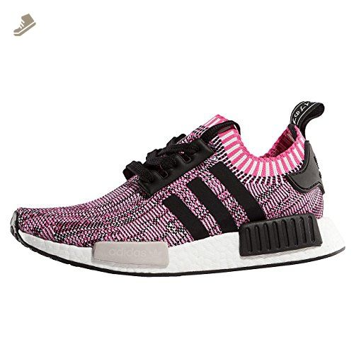 timeless design 57ec2 fb12e Adidas - Nmd R1 Primeknit Women Shock Pink - BB2363 - Size  7.5 - Adidas