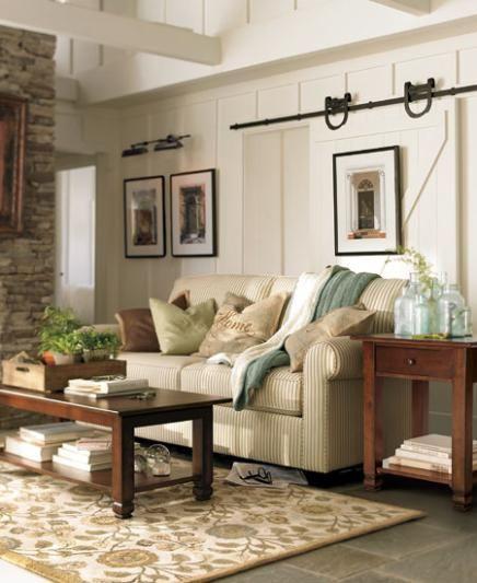 love the barnn doors - Room Decorating Ideas, Room Décor ...