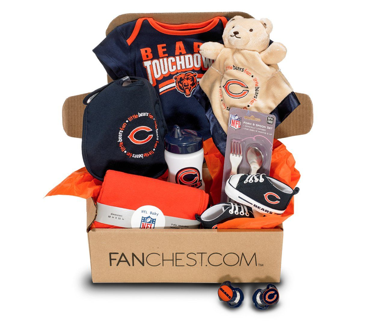 Chicago bears baby chicago bears gifts baby bear baby