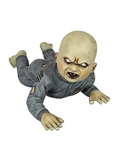 Goryious Zombie Baby - Decorations - Spirithalloween Scary