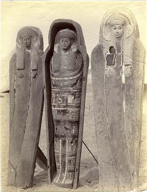 Sarcophagus, Egypt