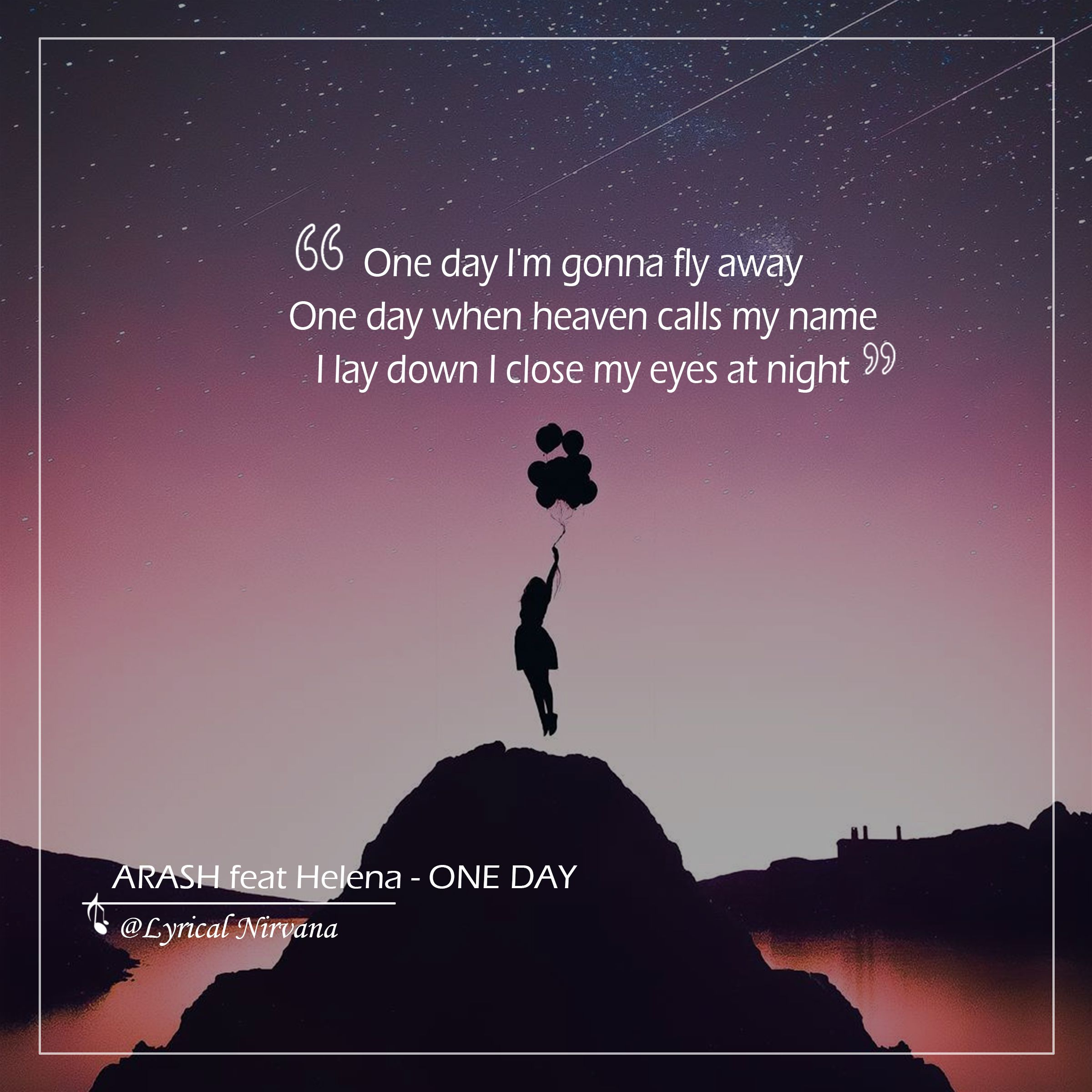 Helena   One Day Song Lyrics, Music Lyrics, Lyrics