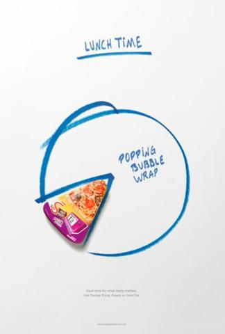 Sadia Pizza Hot Pocket Bubble Wrap Ads Of The World Google Chrome 2012 07 24 10 24 37 Publicidade Propagandas Ideias