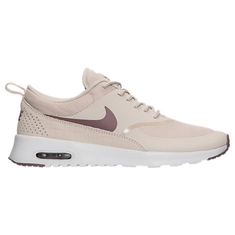 Women's Nike Air Max Thea Casual Shoes - Light Orewood color, ...
