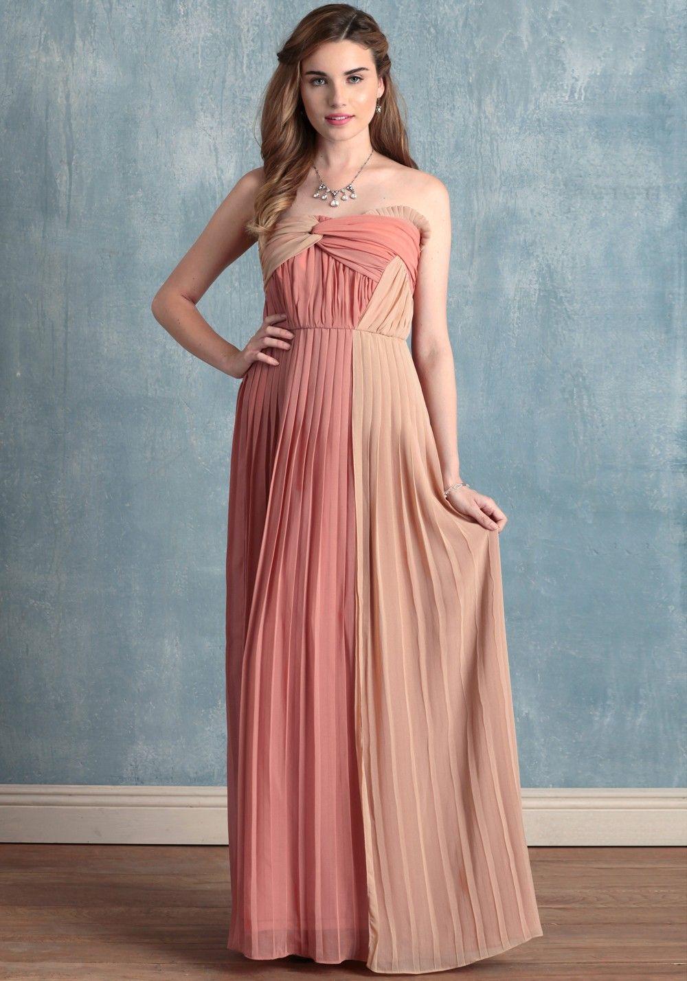 Modern vintage wedding dresses  Celosia Pink Dress  Modern Vintage Curvy Plus Dresses  Modern