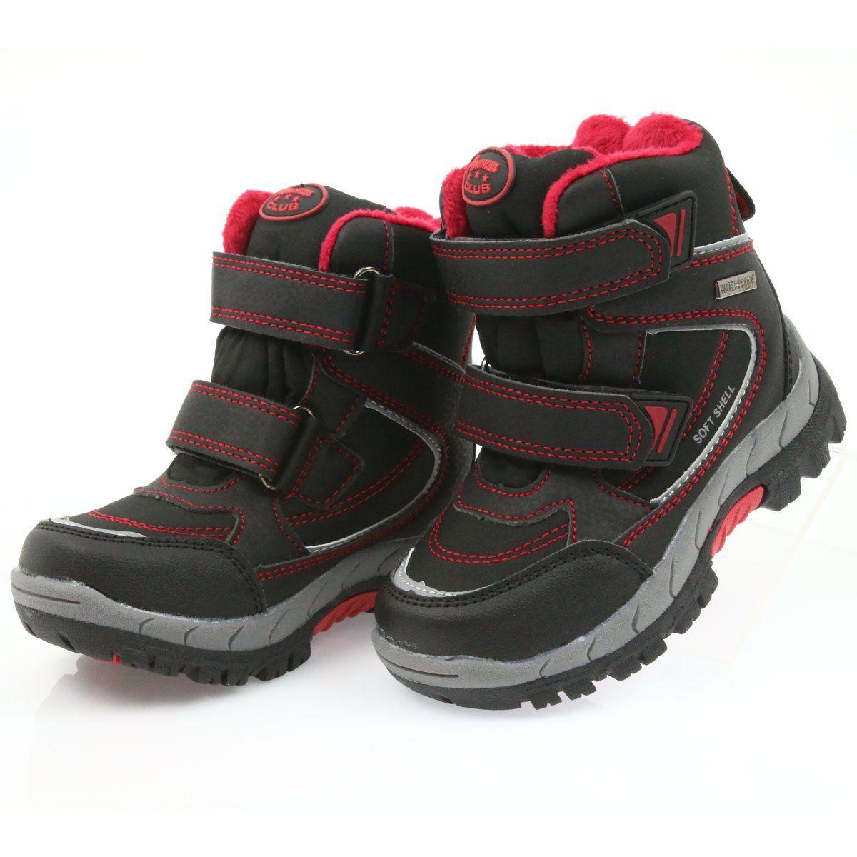 American Club American Kozaki Buty Zimowe Z Membrana 3122 Shoes Fisherman Sandal Sandals