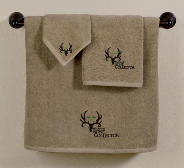Bone Collector Bath Towel Sheplers