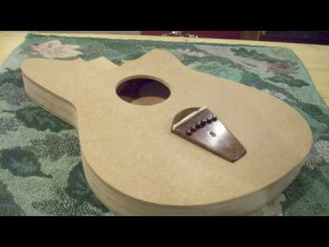 Building the Gulfstream I Acoustic/Electric (slideshow)