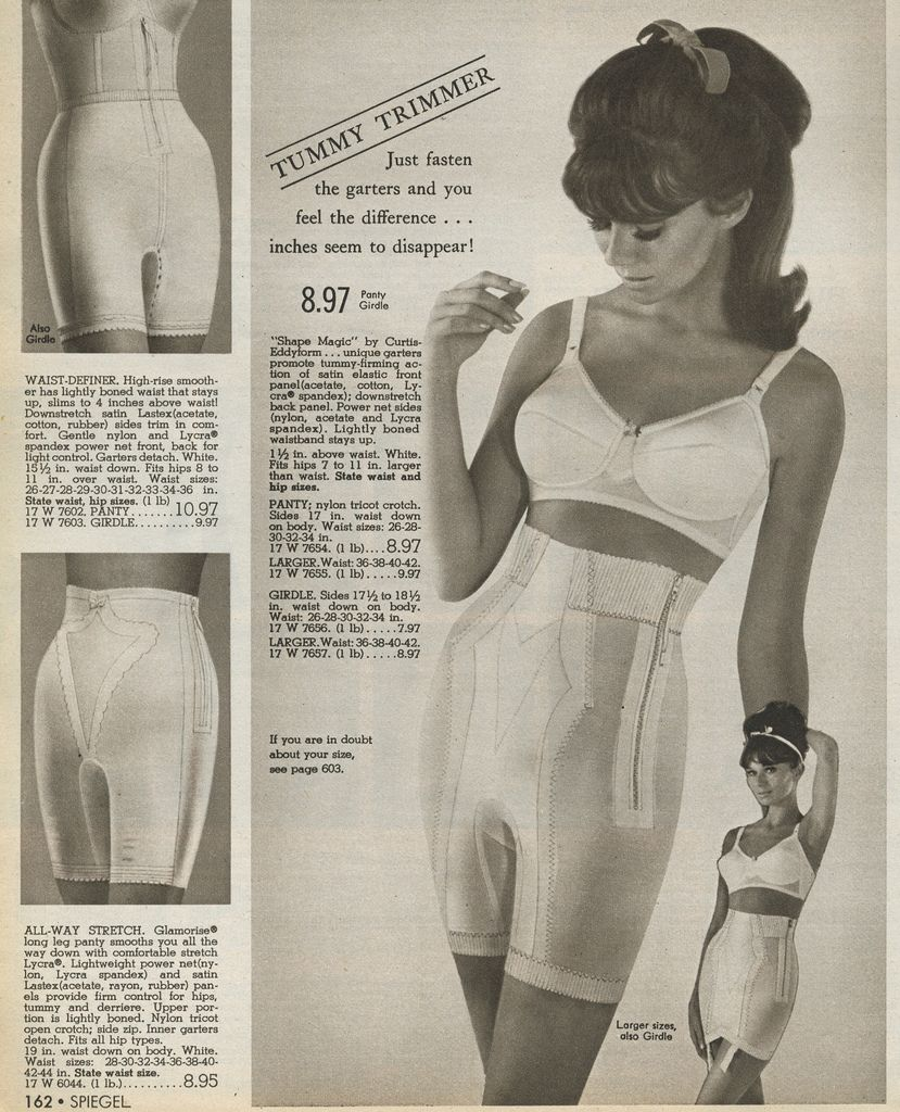 920ba64eb88f6 vintage advert 1960s underwear | retro style in 2019 | Lingerie ...