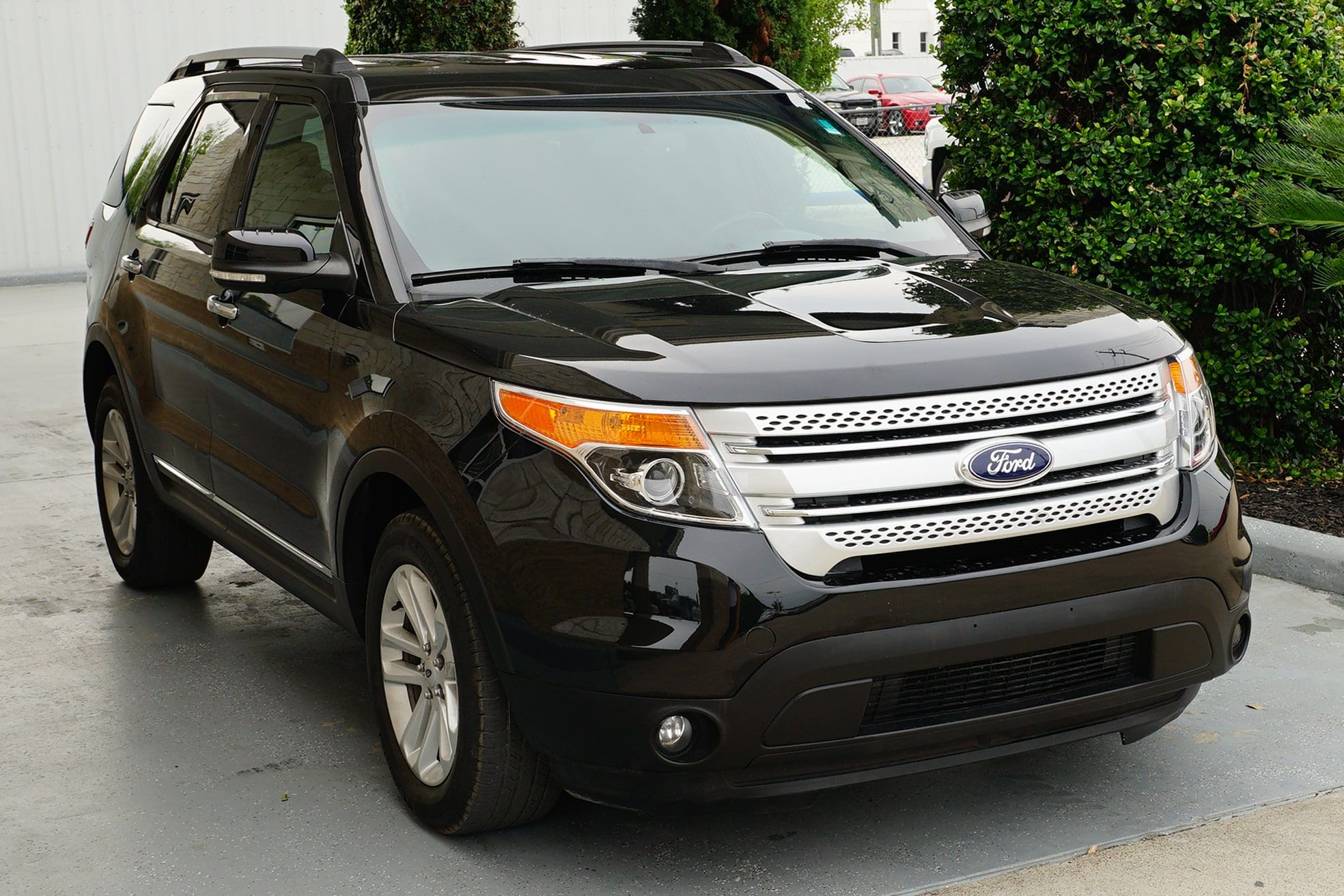 2015 Ford Explorer XLT For Sale at Fincher's Texas Best