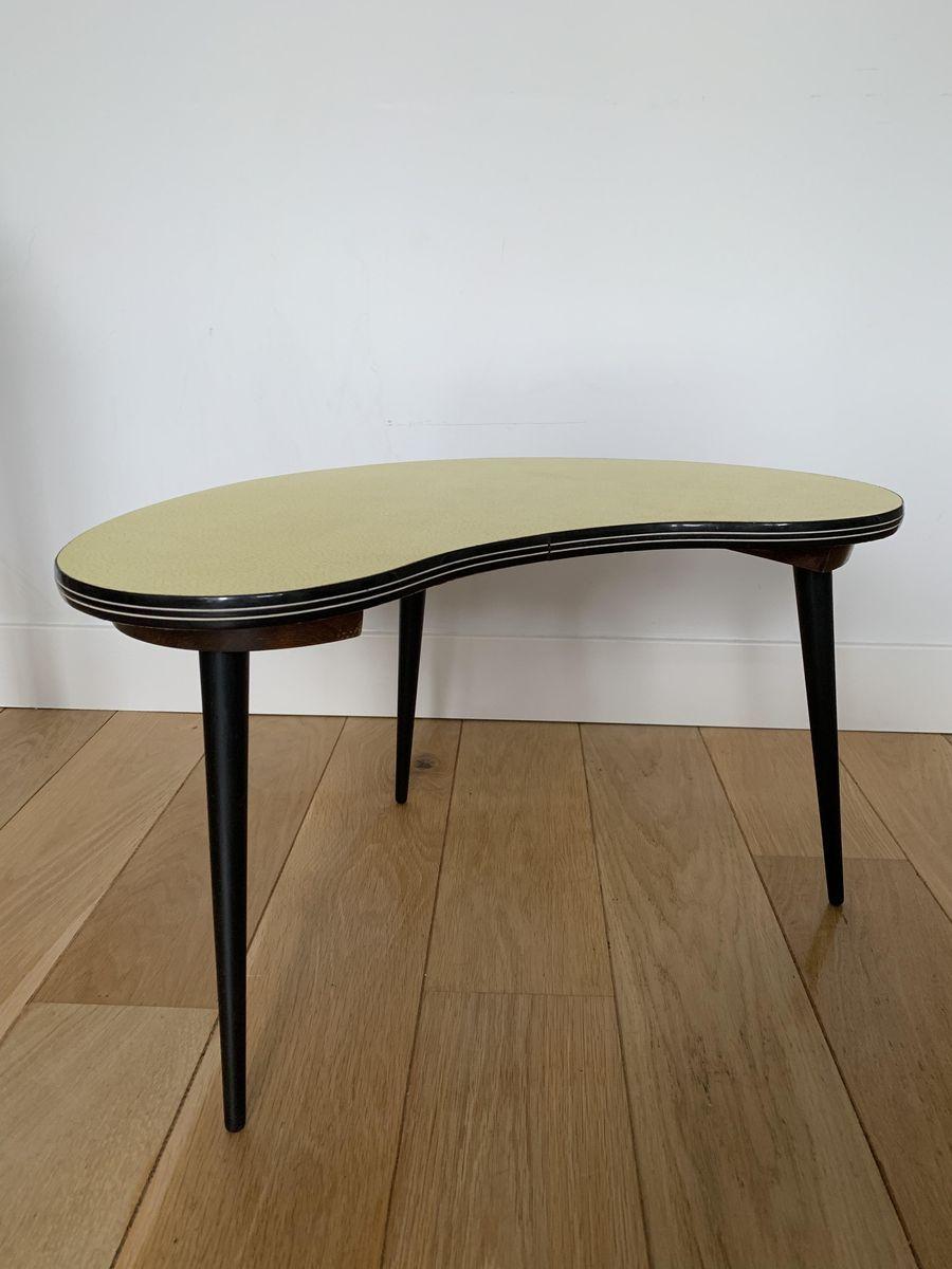 Runder Tisch Hohenverstellbar Ausziehbar Couchtisch Ahorn